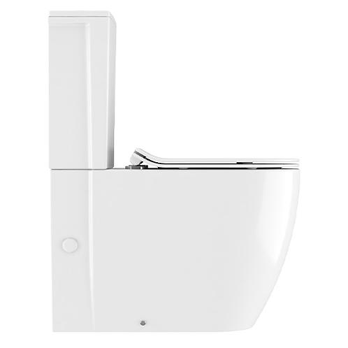 Kai X Compact Close Coupled Toilet