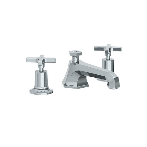 MH1228 Mackintosh Basin Mixer With Pop Up Waste