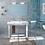 Thumbnail: Catalano Canova Royal 125x54 Double Washbasin