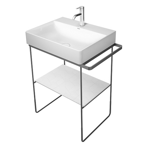 DuraSquare Floor Standing Metal Console For #235360