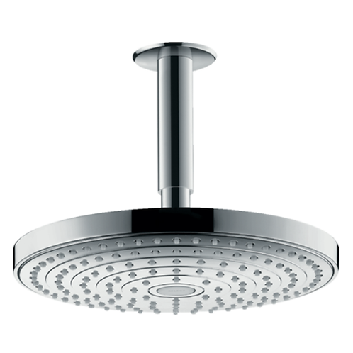 Raindance Select S Overhead shower 240 2jet with ceiling connector
