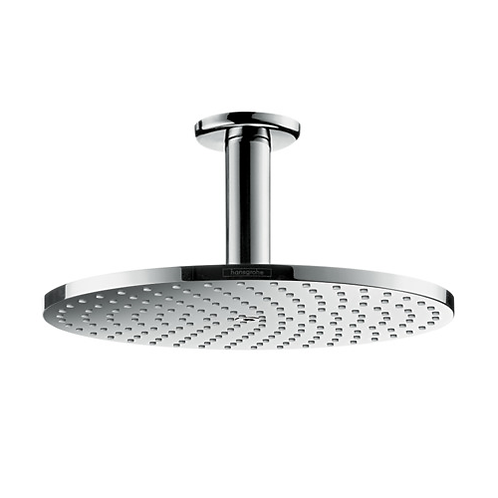 Raindance S Overhead shower 240 1jet PowderRain with ceiling connector