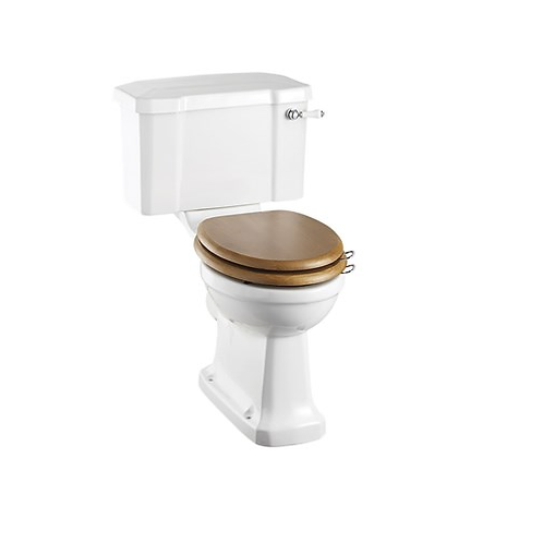 Regal Close Coupled WC With 520 Lever Cistern