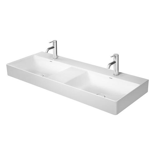DuraSquare 120cm Double Washbasin
