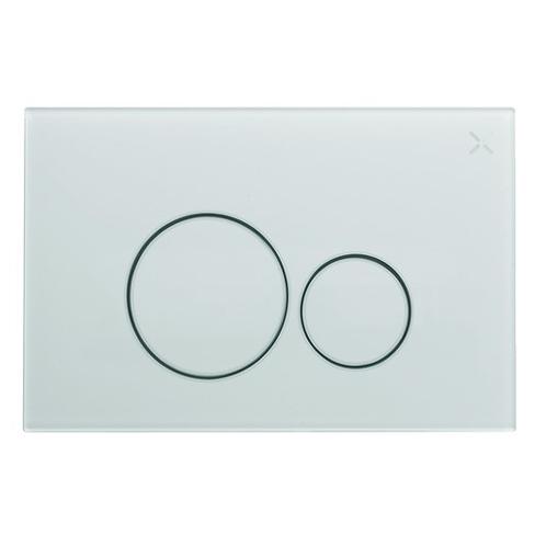 Crosswater Glass Flush Plate