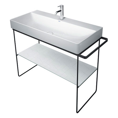 DuraSquare Floor Standing Metal Console For #235310