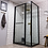 Thumbnail: Border Pivot Door With Inline Panel