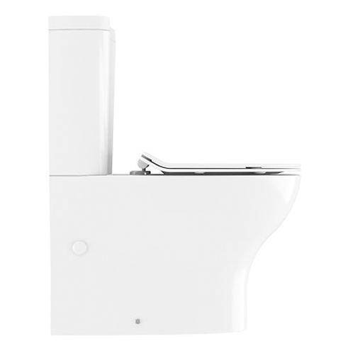 Kai Compact Close Coupled Toilet