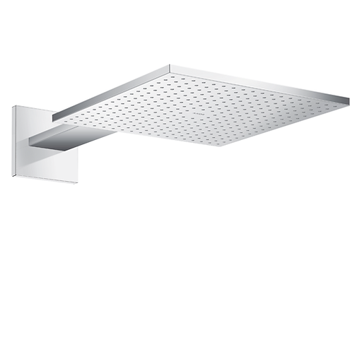 Overhead shower 300/300 2jet with shower arm