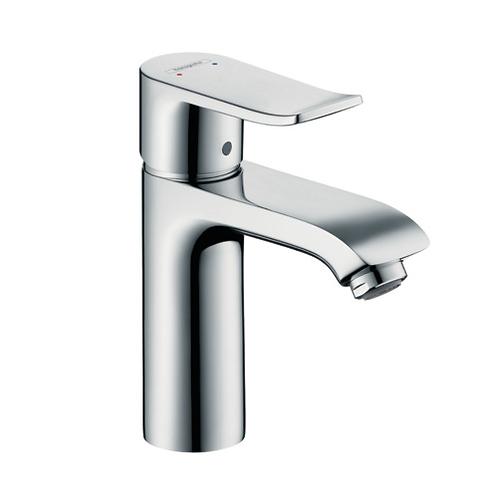 Metris Single lever basin mixer 110