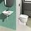 Thumbnail: Catalano Green One 45x34 Washbasin