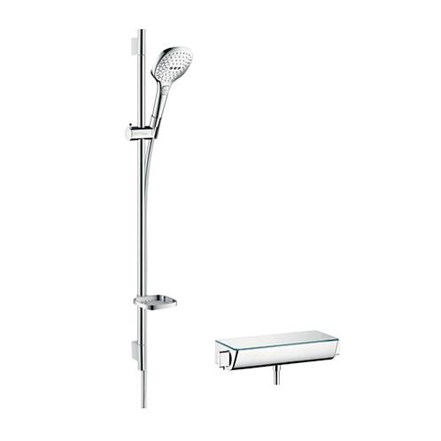 Raindance Select E 120 Combi Set 90cm