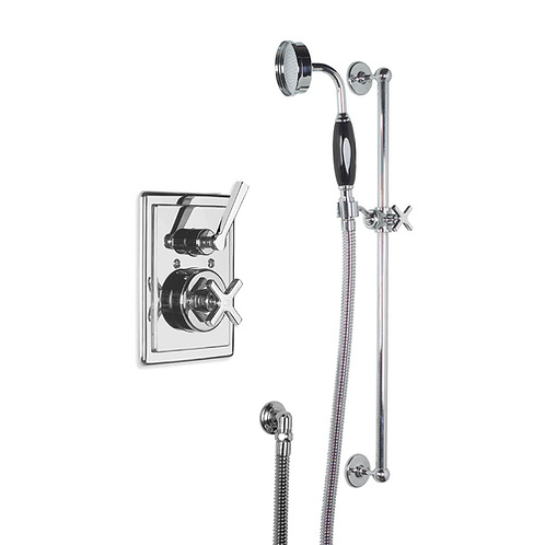MK8717 Mackintosh  Single Control Thermostatic Valve With Shower Kit