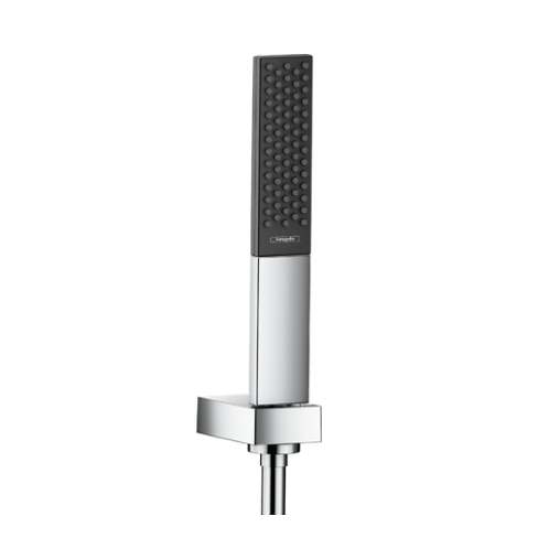 Rainfinity Shower holder set 100 1jet with shower hose 125 cm