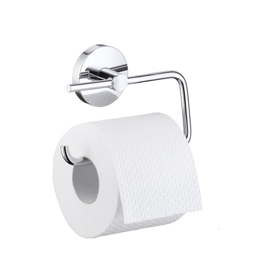 Hansgrohe Logis Roll holder without cover