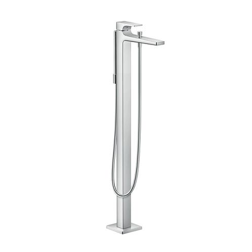 Metropol Floor Standing Bath Shower Mixer