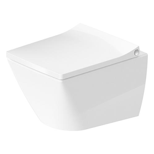 Viu Rimless Compact Wall Mounted Toilet