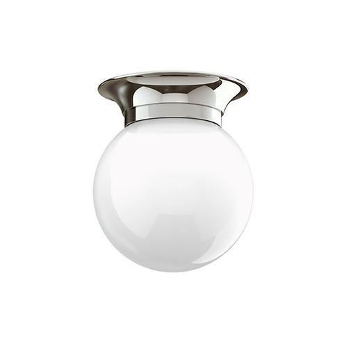 "Lefroy Brooks Classic 6"" Globe Ceiling Lamp"