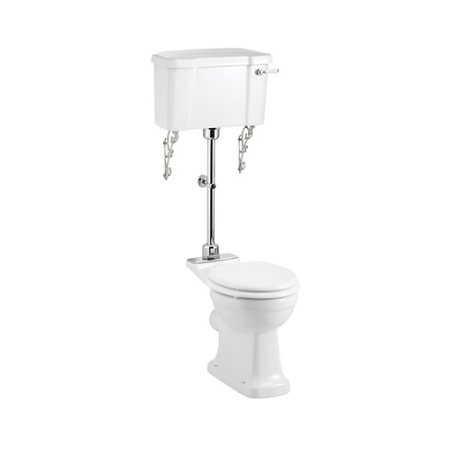 Regal Medium Level WC With 440 Lever Cistern