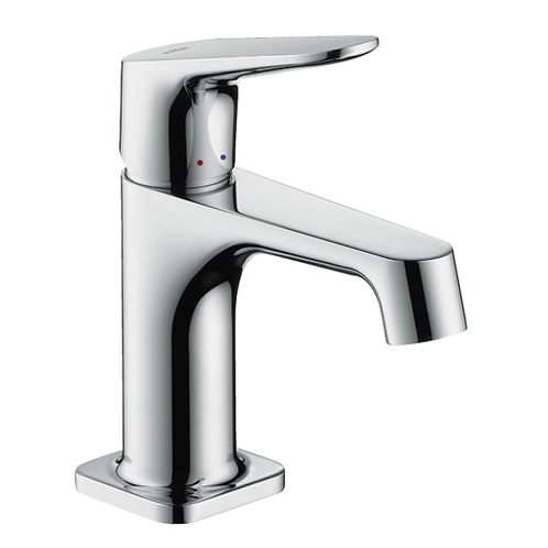 Axor Citterio M Single Lever Basin Mixer 70 With PUW