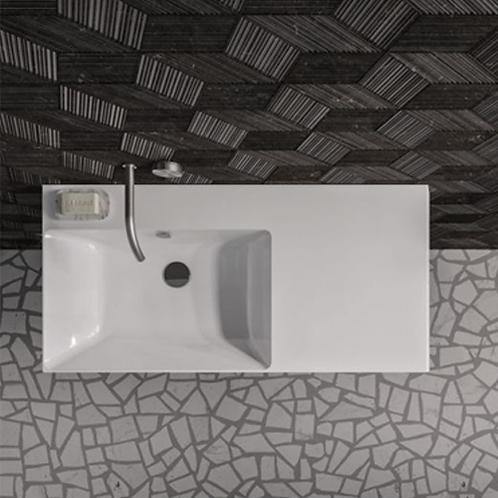 110SZEUP00 Zero Up 100x50 Washbasin
