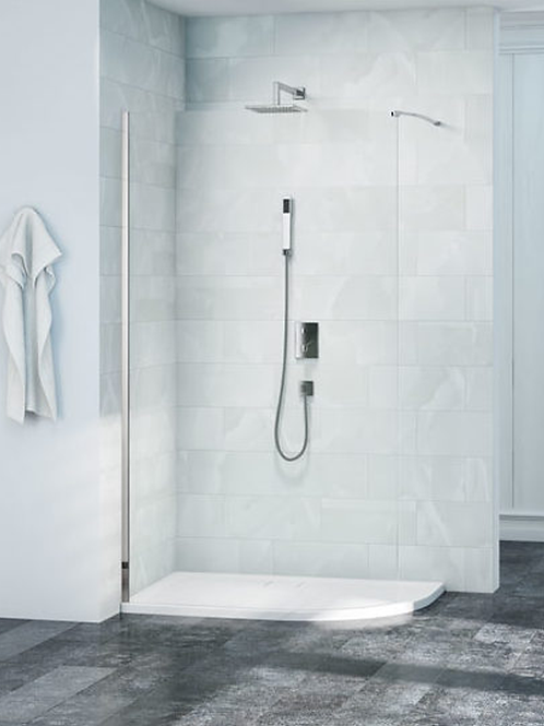 8 Series Curved Showerwall