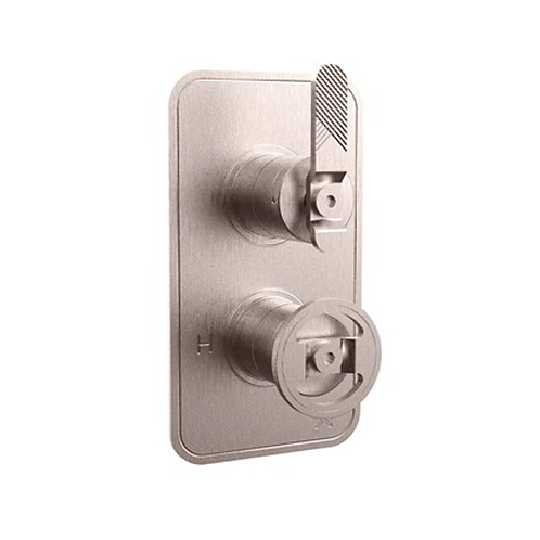 UNION Single Outlet Thermostatic Shower Valve - Lever Control