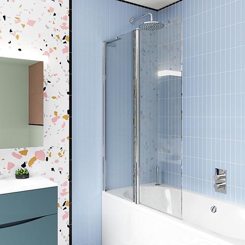 Design 8 Double Panel Bath Screen