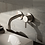Thumbnail: JTP Inox Wall Mounted Basin Mixer