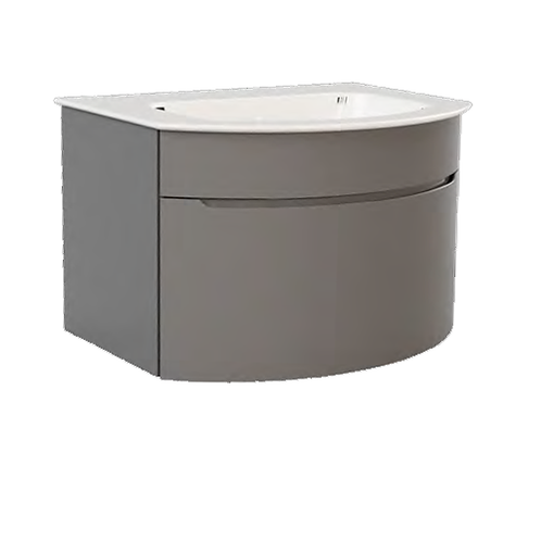 Pura Design 62 Curved 1 Drawer Unit