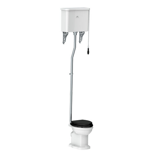 Lefroy Brooks La Chapelle High Level Toilet