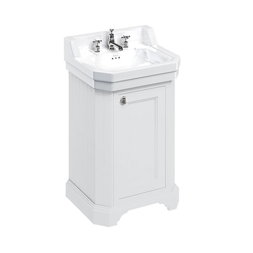 Edwardian 560mm Basin & Cloakroom Vanity Unit