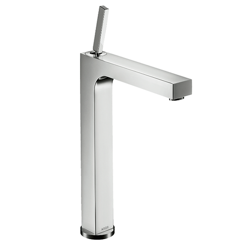 Axor Citterio Single lever basin mixer 280 with pin handle for wash bowls