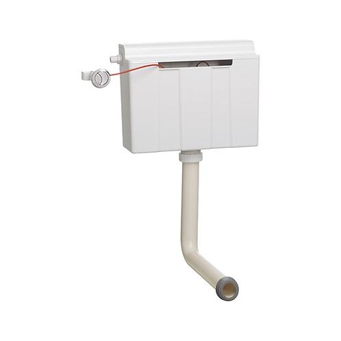 Slimline Concealed Toilet Cistern