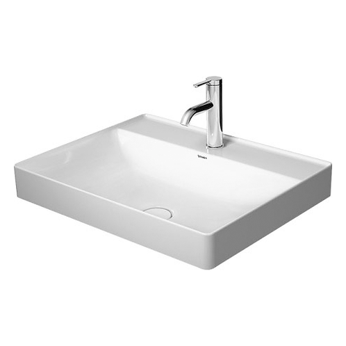 DuraSquare Above counter basin