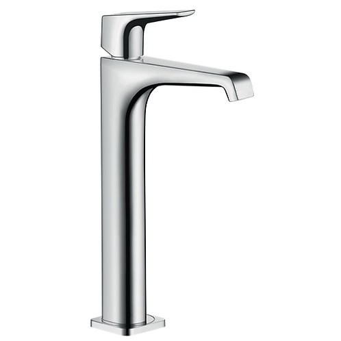 Axor Citterio E Single lever basin mixer 250 with lever handle for wash bowls
