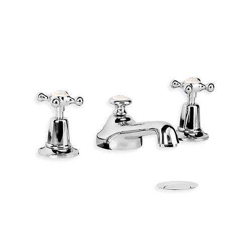 Connaught Basin Mixer With Pop Up Waste