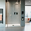 Thumbnail: Optix 10 Pivot Door with Inline Panel
