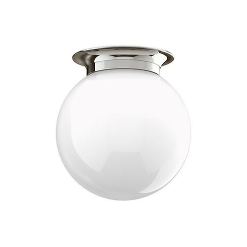 "Lefroy Brooks Classic 8"" Globe Ceiling Lamp"