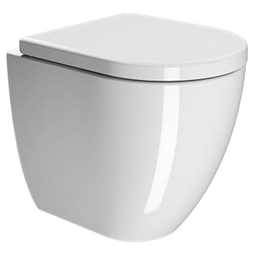 GS8819 Pura Compact Floor Standing Toilet