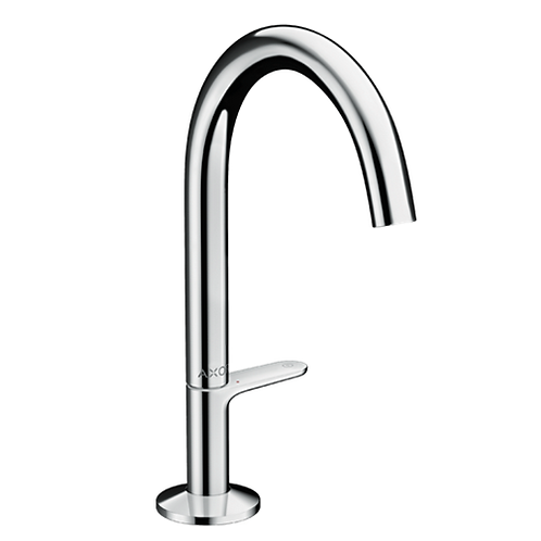 Axor One Basin mixer Select 170 with push-open waste set