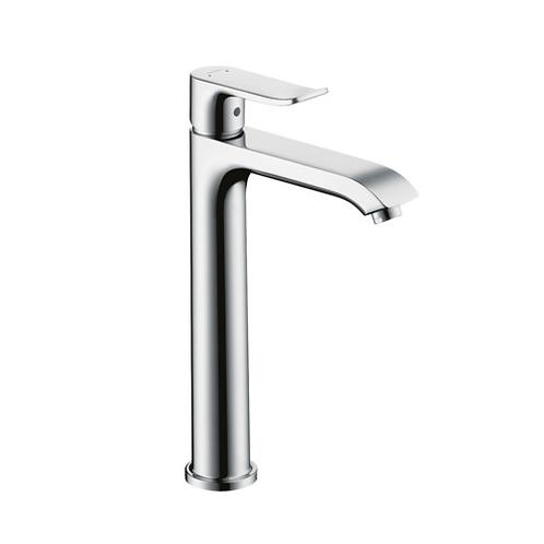 Metris Single lever basin mixer 200