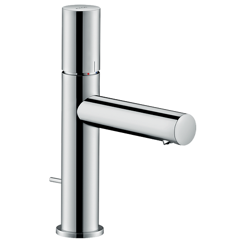 Axor Uno Single lever basin mixer 110 with zero handle and puw