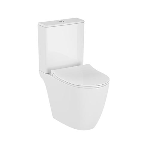 Vitra Sento Closed Coupled Toilet Rim-ex