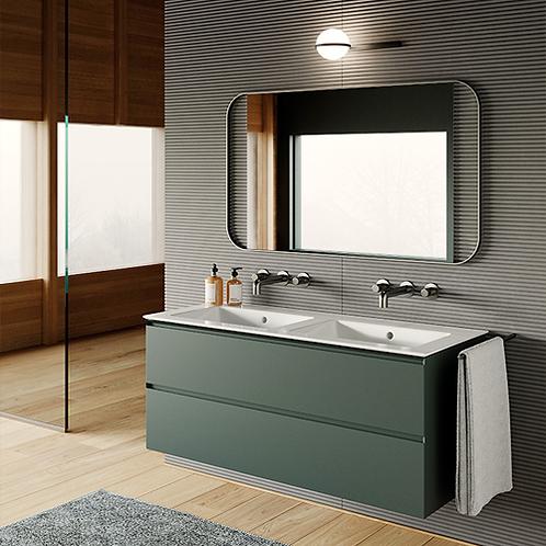Pura Design 120x50 Double Washbasin