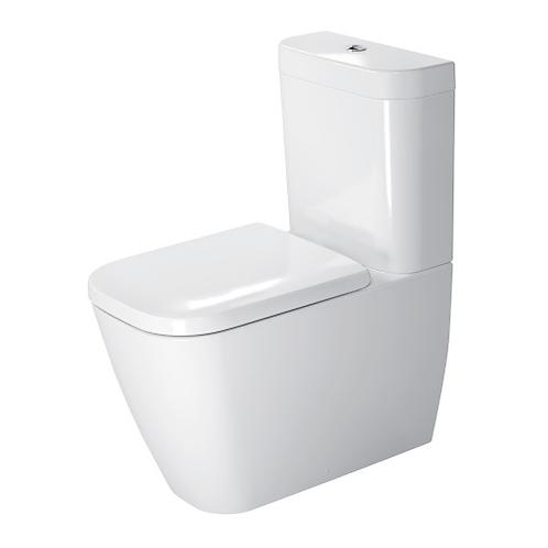 Happy D.2 Close Coupled Toilet
