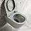 Thumbnail: Zero Newflush 55 Wall Hung Toilet