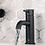 Thumbnail: JTP VOS Knurled Single Lever Basin Mixer