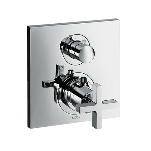 Axor Citterio Thermostatic Concealed Shower Valve For 1 Outlets