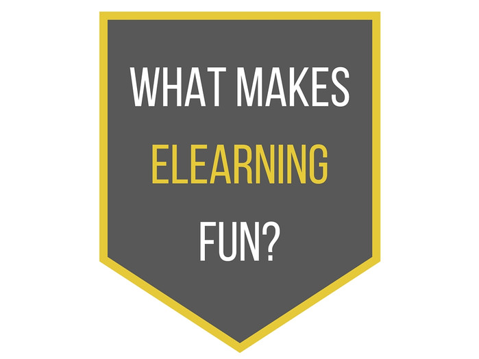 Fun eLearning?